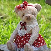 Куклы и игрушки ручной работы. Ярмарка Мастеров - ручная работа Мишка Машенька. Handmade.