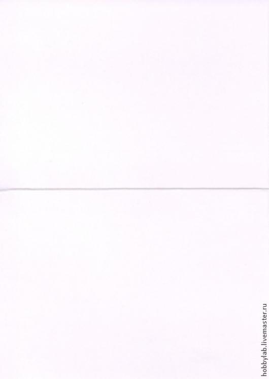 Открытки и скрапбукинг ручной работы. Ярмарка Мастеров - ручная работа. Купить Заготовка для открытки А6. Handmade. Открытка, заготовка, для открыток