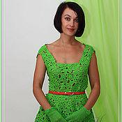 Одежда ручной работы. Ярмарка Мастеров - ручная работа платье Катрин. Handmade.