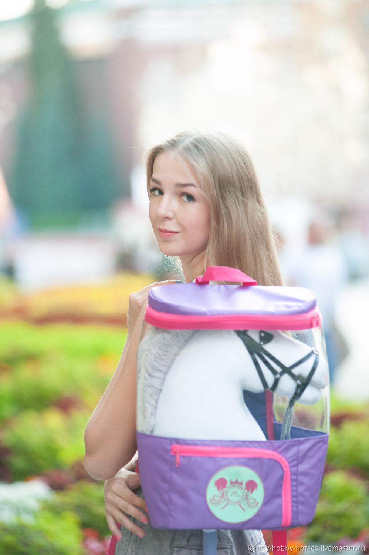 Рюкзак для хоббихорса, Мягкие игрушки, Москва,  Фото №1