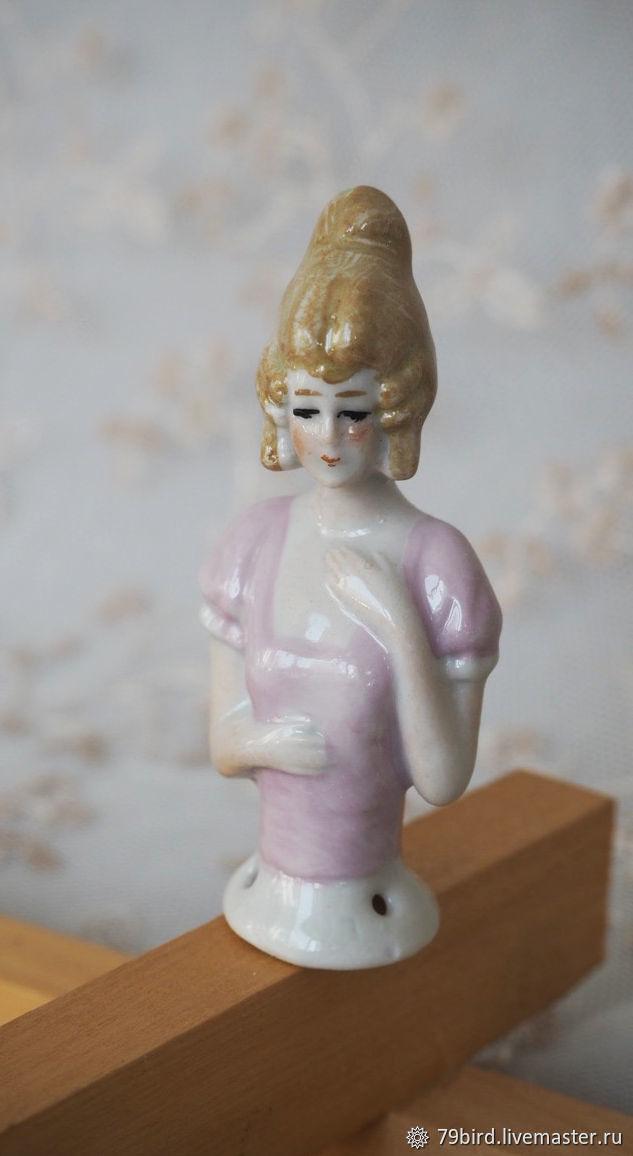 Винтаж: Кукла-половинка Half Doll №256-4, Куклы винтажные, Владивосток,  Фото №1