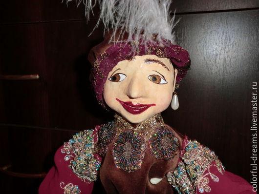 """Коллекционные куклы ручной работы. Ярмарка Мастеров - ручная работа. Купить Авторская кукла """"Аурелио"""". Handmade. Разноцветный, купить куклу"""
