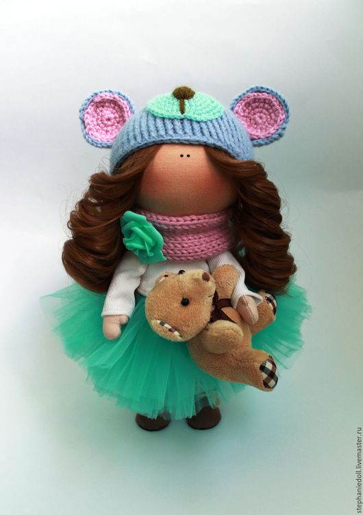 Куклы Тильды ручной работы. Ярмарка Мастеров - ручная работа. Купить Кукла текстильная. Рост 29 см.. Handmade. подарок