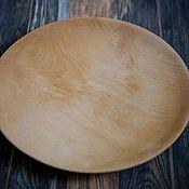 Plates handmade. Livemaster - original item Pearl wooden dish. Handmade.