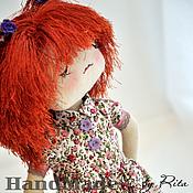 Куклы и игрушки ручной работы. Ярмарка Мастеров - ручная работа Юля-капризуля. Handmade.