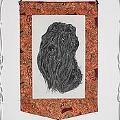 Картины и панно handmade. Livemaster - original item Panels/ Batik -