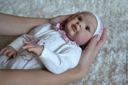 Куклы-младенцы и reborn ручной работы. Ярмарка Мастеров - ручная работа. Купить Кукла реборн Лиза из молда Jill от Adrie Stoete. Handmade.