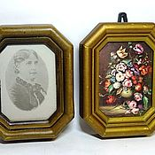 Винтаж handmade. Livemaster - original item Vintage photo frames. Handmade.