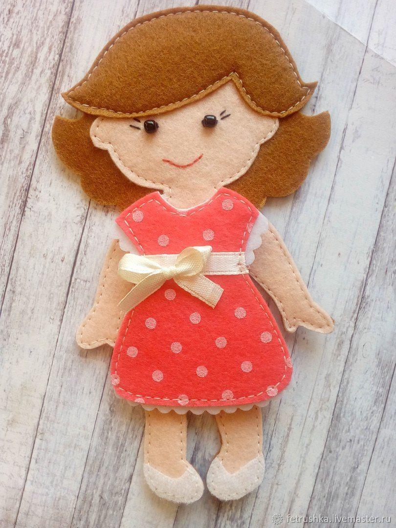 правильно куколки из фетра фото палау