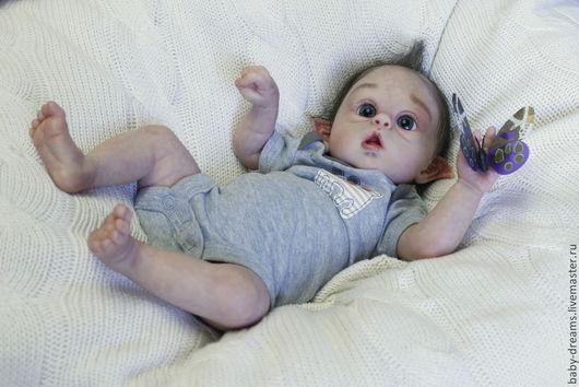 Куклы-младенцы и reborn ручной работы. Ярмарка Мастеров - ручная работа. Купить Ofelia by Olga Auer. Handmade. Реборн