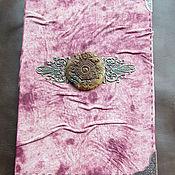 """Фен-шуй и эзотерика ручной работы. Ярмарка Мастеров - ручная работа Книга для записей """"амулет"""". Handmade."""