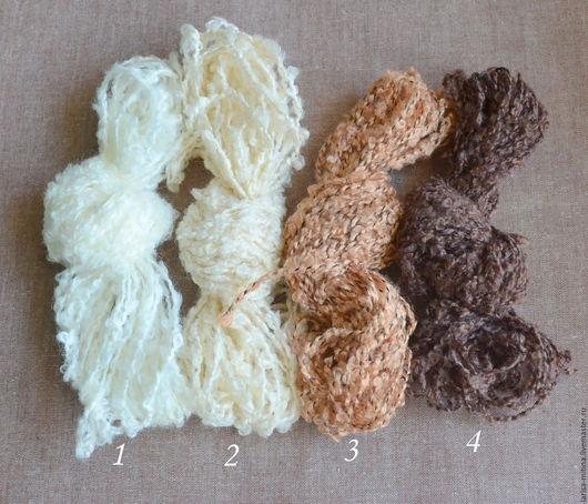 Куклы и игрушки ручной работы. Ярмарка Мастеров - ручная работа. Купить 4 цвета Волосы Тильда. Handmade. Оригинальная тильда