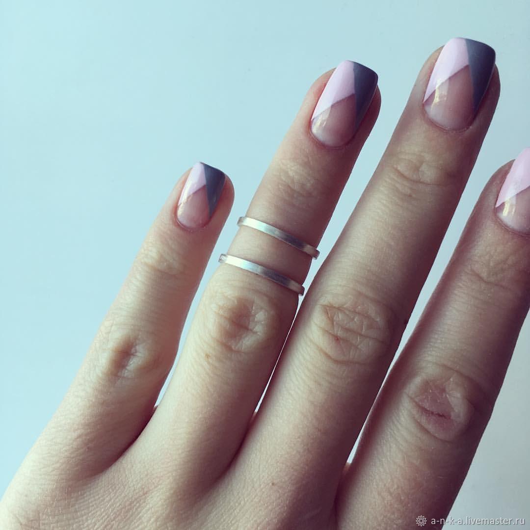 Кольцо на фалангу своими руками фото 8