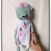 Куклы и игрушки ручной работы. Ярмарка Мастеров - ручная работа Медсестра Софи. Handmade.
