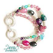Украшения handmade. Livemaster - original item Colombina Bracelet. Handmade.