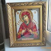 Картины и панно handmade. Livemaster - original item The Icon Of The Theotokos