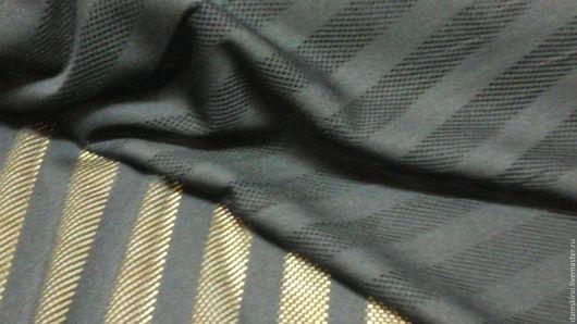 Шитье ручной работы. Ярмарка Мастеров - ручная работа. Купить Ткань сетка. Handmade. Черный, ткань, костюм для спорта