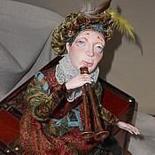 """Куклы и игрушки ручной работы. Ярмарка Мастеров - ручная работа Авторская кукла """" Винченцо"""". Handmade."""