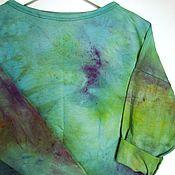 """Одежда ручной работы. Ярмарка Мастеров - ручная работа Джемпер  """"Летнее небо"""". Handmade."""