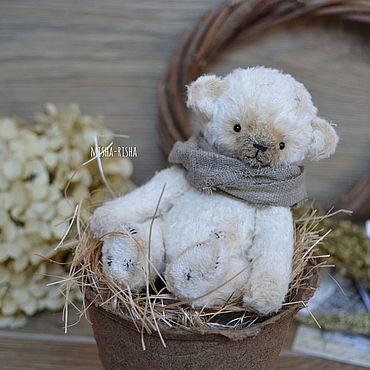 """Миниатюрные игрушки: мишка Тедди 11 см """"Раушен"""""""