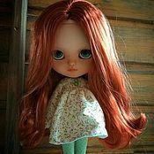 Куклы и игрушки ручной работы. Ярмарка Мастеров - ручная работа Джинни маму нашла. Handmade.