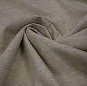 Материалы для творчества ручной работы. Ярмарка Мастеров - ручная работа Ткань полулен небеленый 220 см. Handmade.