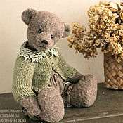 Куклы и игрушки handmade. Livemaster - original item Author Teddy bear
