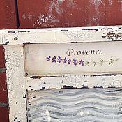 """Для дома и интерьера ручной работы. Ярмарка Мастеров - ручная работа Стиральная доска """"Лето в провансе"""". Handmade."""