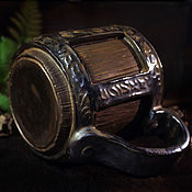 Посуда handmade. Livemaster - original item Fortified Middle