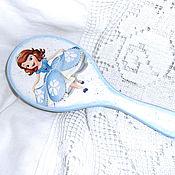 Сувениры и подарки handmade. Livemaster - original item Comb Princess Sophie. Handmade.