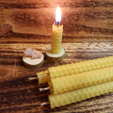 Для дома и интерьера ручной работы. Ярмарка Мастеров - ручная работа Свечи с ладаном Олибанум и даммар 5 шт. Handmade.