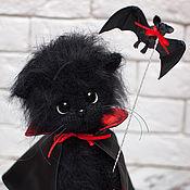 Куклы и игрушки ручной работы. Ярмарка Мастеров - ручная работа Котенок Крошка Нерошка. Handmade.