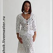 Одежда ручной работы. Ярмарка Мастеров - ручная работа костюм Королевская лилия. Handmade.