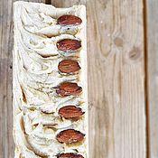 Мыло ручной работы. Ярмарка Мастеров - ручная работа Марсельское мыло с миндалем. Handmade.