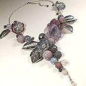 Украшения handmade. Livemaster - original item Apple Mist. Necklace.. Handmade.