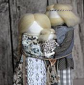 """Куклы и игрушки ручной работы. Ярмарка Мастеров - ручная работа """"Неразлучники"""" семейный оберег. Handmade."""