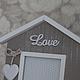 "Фоторамки ручной работы. Фоторамка ""Love"". Виктория Бондаренко (warmarthome). Интернет-магазин Ярмарка Мастеров. Фоторамка, фоторамка из дерева"