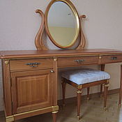 Для дома и интерьера handmade. Livemaster - original item 68. Dressing table. Handmade.