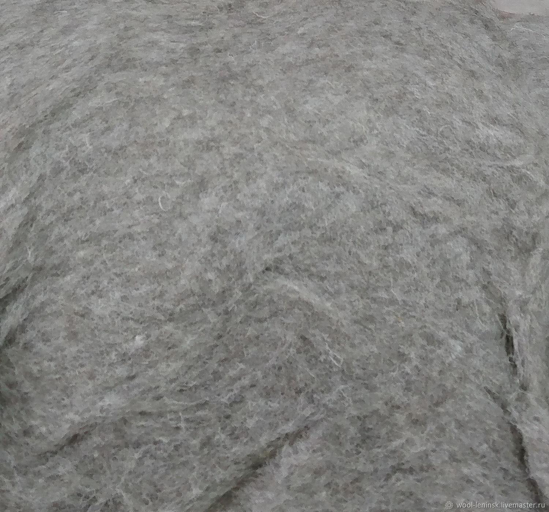 Бергшаф шерсть для валяния Германия, Шерсть, Ленинск-Кузнецкий,  Фото №1