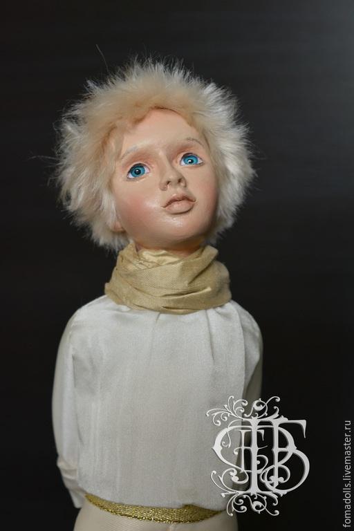 """Коллекционные куклы ручной работы. Ярмарка Мастеров - ручная работа. Купить Авторская кукла """"Нарисуй мне барашка..."""". Handmade."""