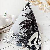 Для дома и интерьера handmade. Livemaster - original item Stand-cushion for phone/tablet.. Handmade.
