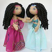 Лейла и Ясмин (Сказки Востока)