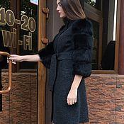 """Женское демисезонное пальто ,,Blackfox"""""""