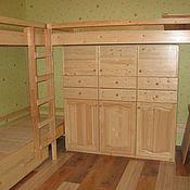 Для дома и интерьера ручной работы. Ярмарка Мастеров - ручная работа Мебель для детской. Handmade.