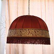 Для дома и интерьера ручной работы. Ярмарка Мастеров - ручная работа абажур подвесной. Handmade.