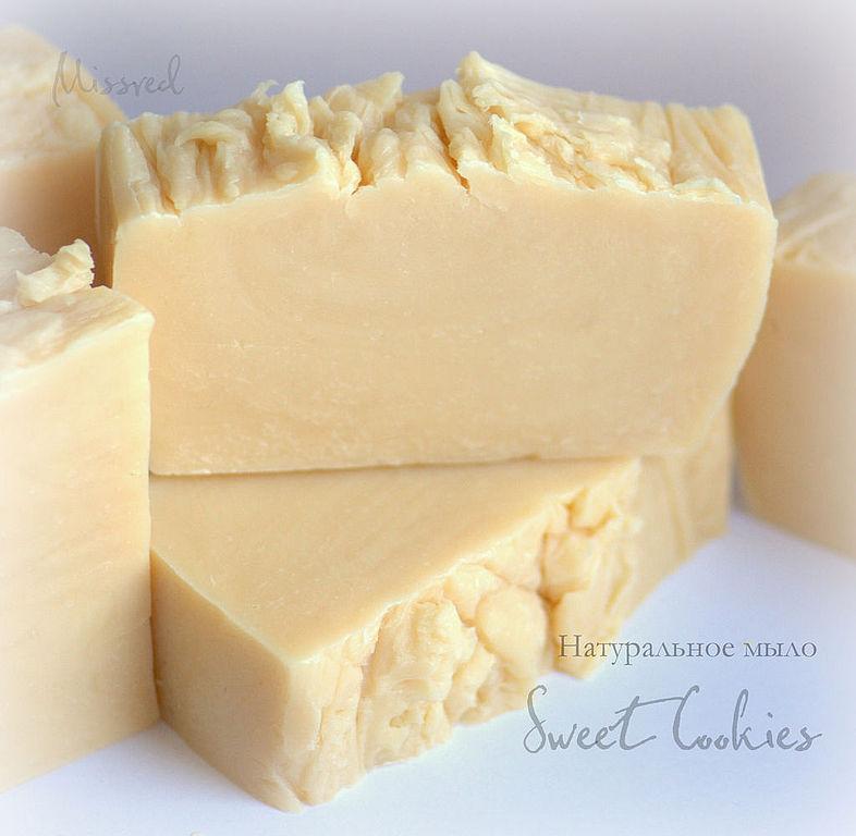 Sweet Cookies. Natural soap with silk, Soap, Nizhny Novgorod,  Фото №1