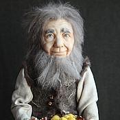 Куклы и игрушки ручной работы. Ярмарка Мастеров - ручная работа Домовой, авторская кукла. Handmade.