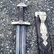 Сувениры и подарки handmade. Livemaster - original item Sword Guardian of Asgard. Handmade.