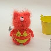 Куклы и игрушки ручной работы. Ярмарка Мастеров - ручная работа Кот в купальнике. Handmade.