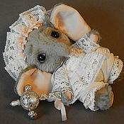 Куклы и игрушки ручной работы. Ярмарка Мастеров - ручная работа Продаётся Слонечка ЛиЛи. Handmade.